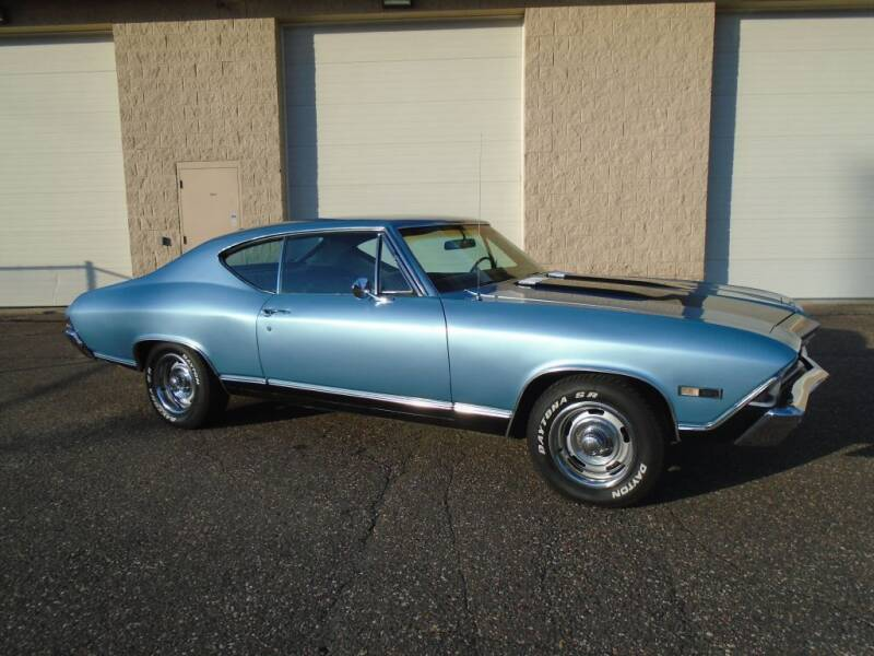 1968 Chevrolet Chevelle for sale at Route 65 Sales & Classics LLC - Classic Cars in Ham Lake MN