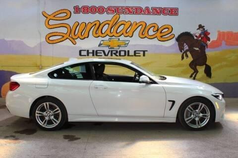 2020 BMW 4 Series for sale at Sundance Chevrolet in Grand Ledge MI