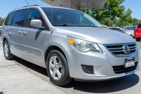 2009 Volkswagen Routan for sale at Phantom Motors in Livermore CA