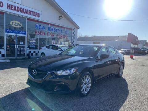 2016 Mazda MAZDA6 for sale at Auto Headquarters in Lakewood NJ