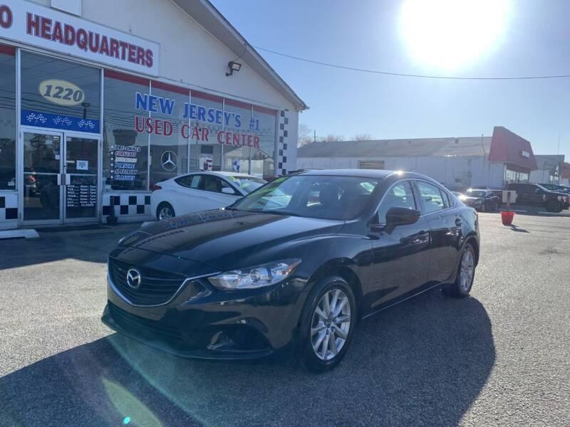 2016 Mazda MAZDA6 for sale at Auto Headquarters in Lakewood NJ