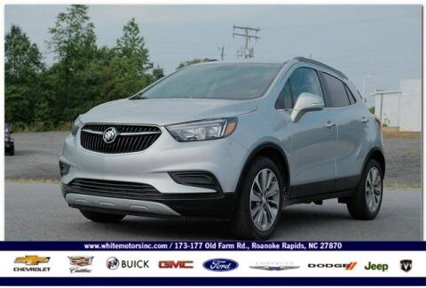 2017 Buick Encore for sale at WHITE MOTORS INC in Roanoke Rapids NC