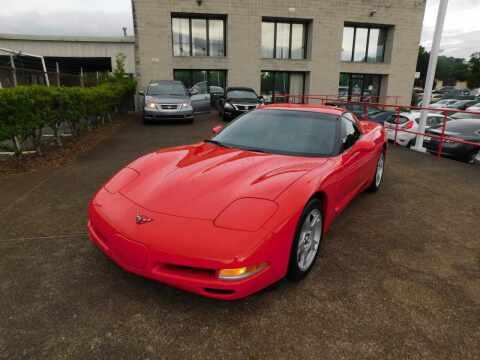 1998 Chevrolet Corvette for sale at Paniagua Auto Mall in Dalton GA