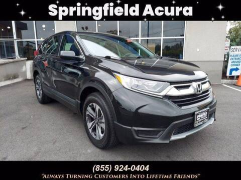 2018 Honda CR-V for sale at SPRINGFIELD ACURA in Springfield NJ