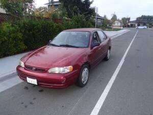 1999 Toyota Corolla for sale at Inspec Auto in San Jose CA