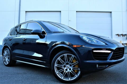 2012 Porsche Cayenne for sale at Chantilly Auto Sales in Chantilly VA