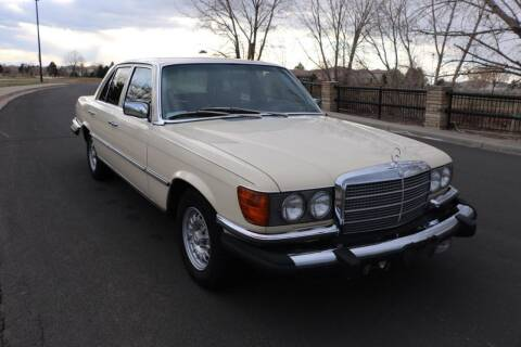 1979 Mercedes  300 SD for sale at Red Rock's Autos in Denver CO