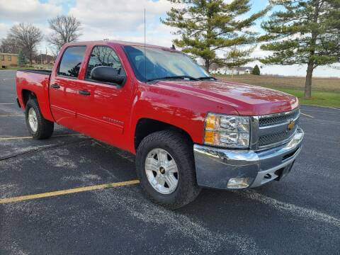 2013 Chevrolet Silverado 1500 for sale at Tremont Car Connection in Tremont IL