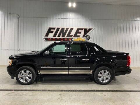 2012 Chevrolet Avalanche for sale at Finley Motors in Finley ND