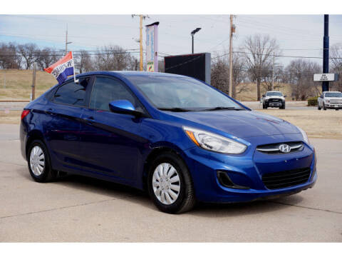2016 Hyundai Accent for sale at Sand Springs Auto Source in Sand Springs OK