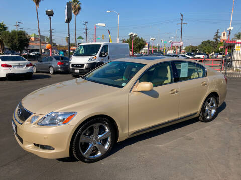 2007 Lexus GS 350 for sale at Pacific West Imports in Los Angeles CA