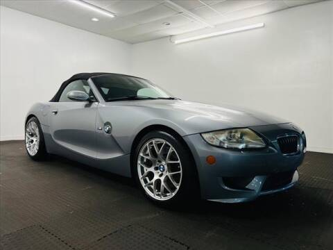 2006 BMW Z4 M for sale at Champagne Motor Car Company in Willimantic CT
