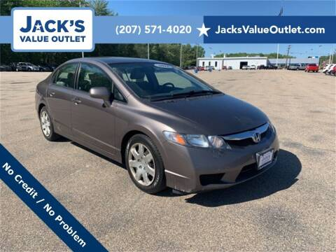 2011 Honda Civic for sale at Jack's Value Outlet in Saco ME