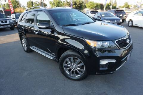 2013 Kia Sorento for sale at Industry Motors in Sacramento CA