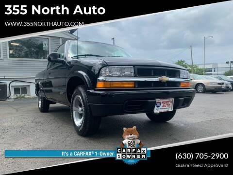 1998 Chevrolet S-10 for sale at 355 North Auto in Lombard IL