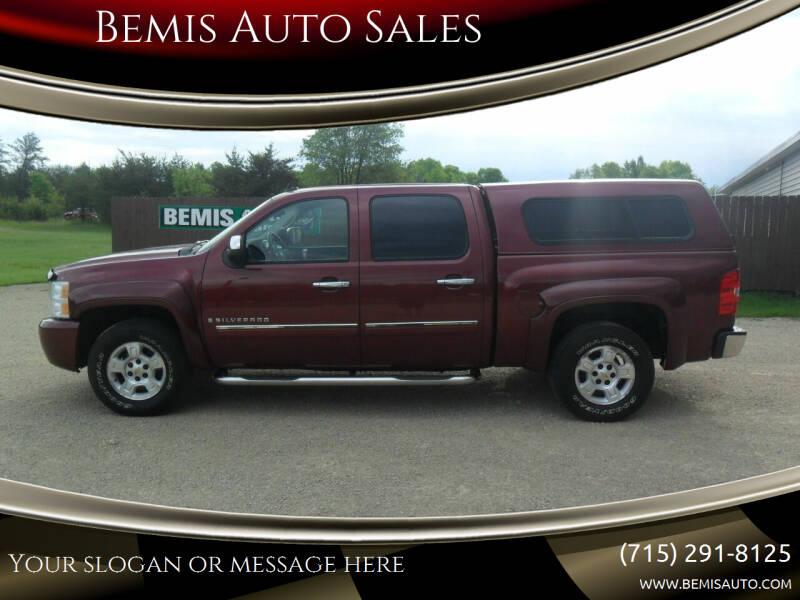 2009 Chevrolet Silverado 1500 for sale at Bemis Auto Sales in Crivitz WI