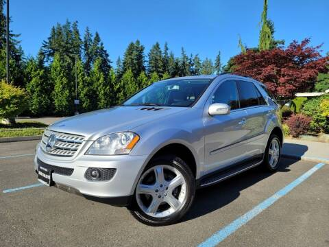 2007 Mercedes-Benz M-Class for sale at Silver Star Auto in Lynnwood WA