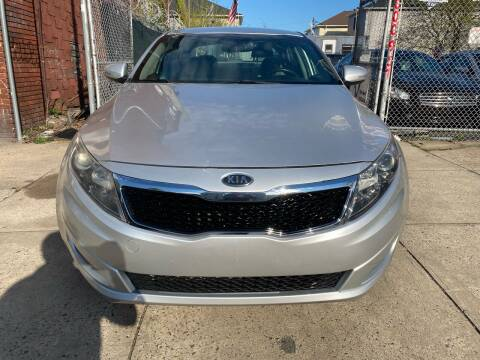 2011 Kia Optima for sale at Simon Auto Group in Newark NJ