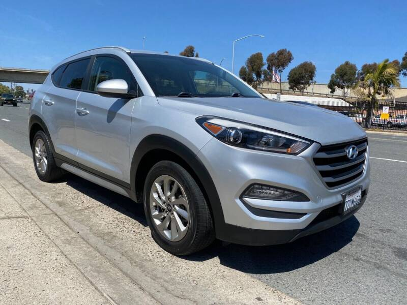 2017 Hyundai Tucson for sale at Beyer Enterprise in San Ysidro CA