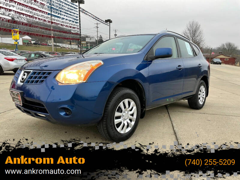2008 Nissan Rogue for sale at Ankrom Auto in Cambridge OH