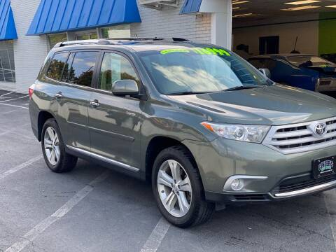 2013 Toyota Highlander for sale at Ginters Auto Sales in Camp Hill PA