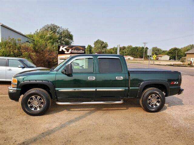 2005 GMC Sierra 1500 for sale at KJ Automotive in Worthing SD