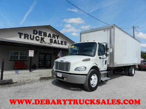 2012 Freightliner M2 106V for sale at DEBARY TRUCK SALES in Sanford FL