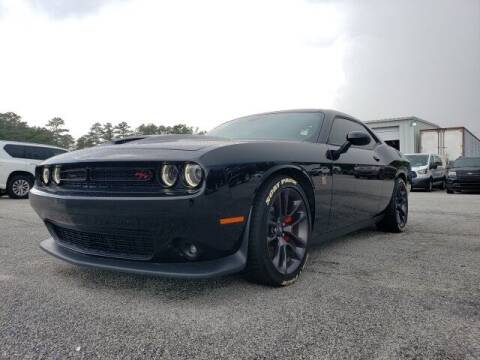 2020 Dodge Challenger for sale at Hardy Auto Resales in Dallas GA
