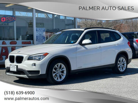 2014 BMW X1 for sale at Palmer Auto Sales in Menands NY