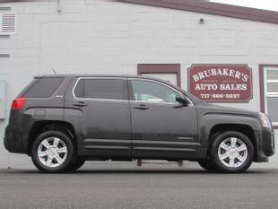 2015 GMC Terrain for sale at Brubakers Auto Sales in Myerstown PA