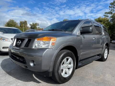 2013 Nissan Armada for sale at Upfront Automotive Group in Debary FL
