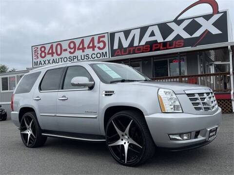 2013 Cadillac Escalade for sale at Maxx Autos Plus in Puyallup WA