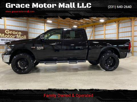 2019 RAM Ram Pickup 1500 Classic for sale at Grace Motor Mall LLC in Traverse City MI