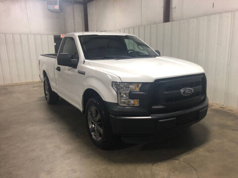 2016 Ford F-150 for sale at Matt Jones Motorsports in Cartersville GA