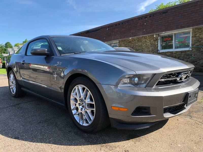 2012 Ford Mustang for sale at Approved Motors in Dillonvale OH