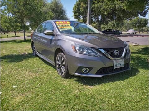 2018 Nissan Sentra for sale at D & I Auto Sales in Modesto CA