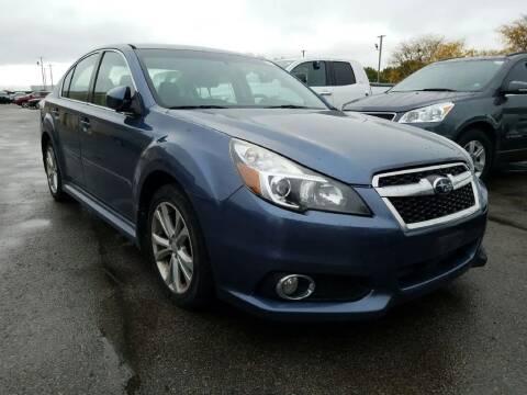 2013 Subaru Legacy for sale at Glory Auto Sales LTD in Reynoldsburg OH
