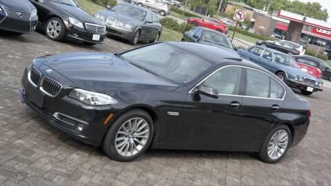 2015 BMW 5 Series for sale at Cars-KC LLC in Overland Park KS
