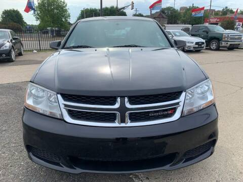 2013 Dodge Avenger for sale at Minuteman Auto Sales in Saint Paul MN