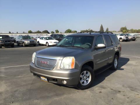 2008 GMC Yukon for sale at My Three Sons Auto Sales in Sacramento CA