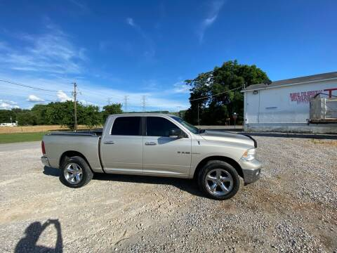 2009 Dodge Ram Pickup 1500 for sale at Tennessee Valley Wholesale Autos LLC in Huntsville AL