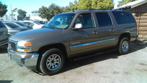 2004 GMC Yukon XL for sale at Larry's Auto Sales Inc. in Fresno CA