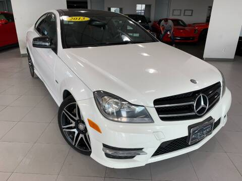 2013 Mercedes-Benz C-Class for sale at Auto Mall of Springfield in Springfield IL