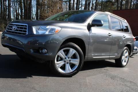 2010 Toyota Highlander for sale at Atlanta Unique Auto Sales in Norcross GA