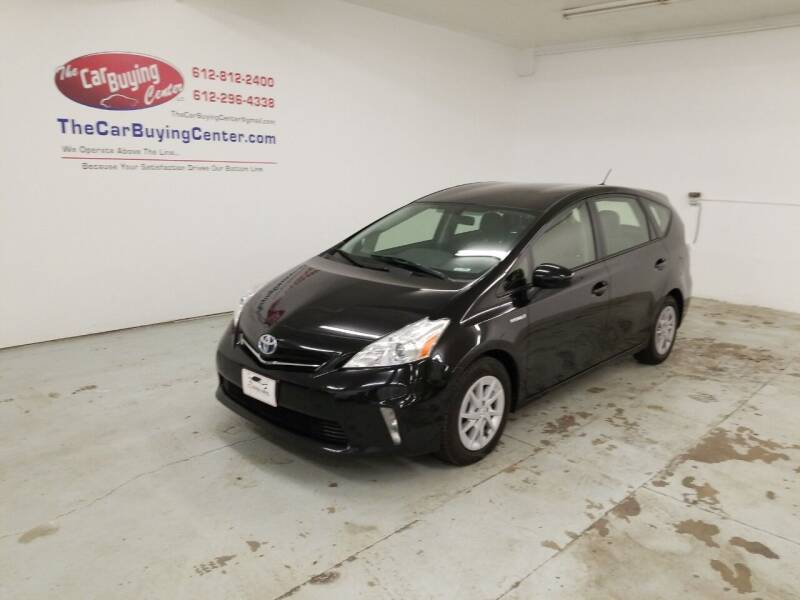 2012 Toyota Prius v for sale at The Car Buying Center in Saint Louis Park MN