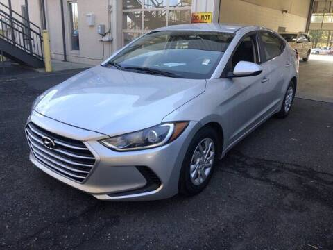 2018 Hyundai Elantra for sale at Credit Union Auto Buying Service in Winston Salem NC