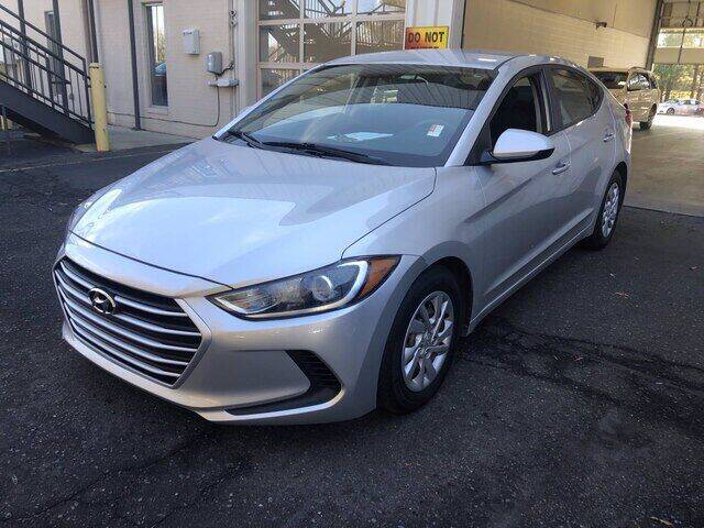 2018 Hyundai Elantra for sale at Summit Credit Union Auto Buying Service in Winston Salem NC