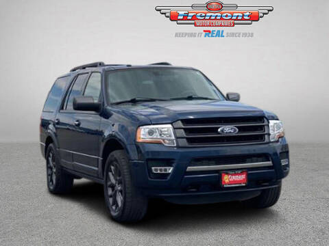 2017 Ford Expedition for sale at Rocky Mountain Commercial Trucks in Casper WY
