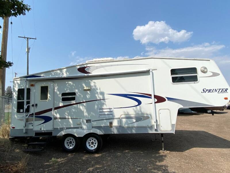 2004 Keystone Sprinter for sale at NOCO RV Sales in Loveland CO