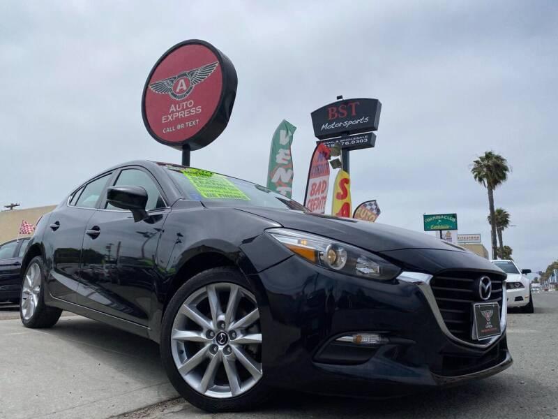 2017 Mazda MAZDA3 for sale at Auto Express in Chula Vista CA